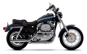 Salah satu jenis Road Bike, Harley Davidson sportster 1200 cc