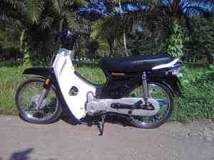 Moped yang menjadi legenda motor di tanah air, Honda Astrea Prima