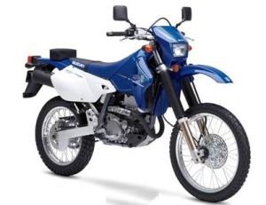 Salah satu jenis Offroad Bike, Suzuki DR Z400S dual sport 400 cc